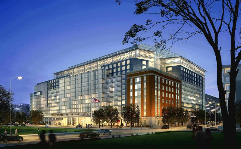 Land Swap With Dc For Convention Center Hotel District